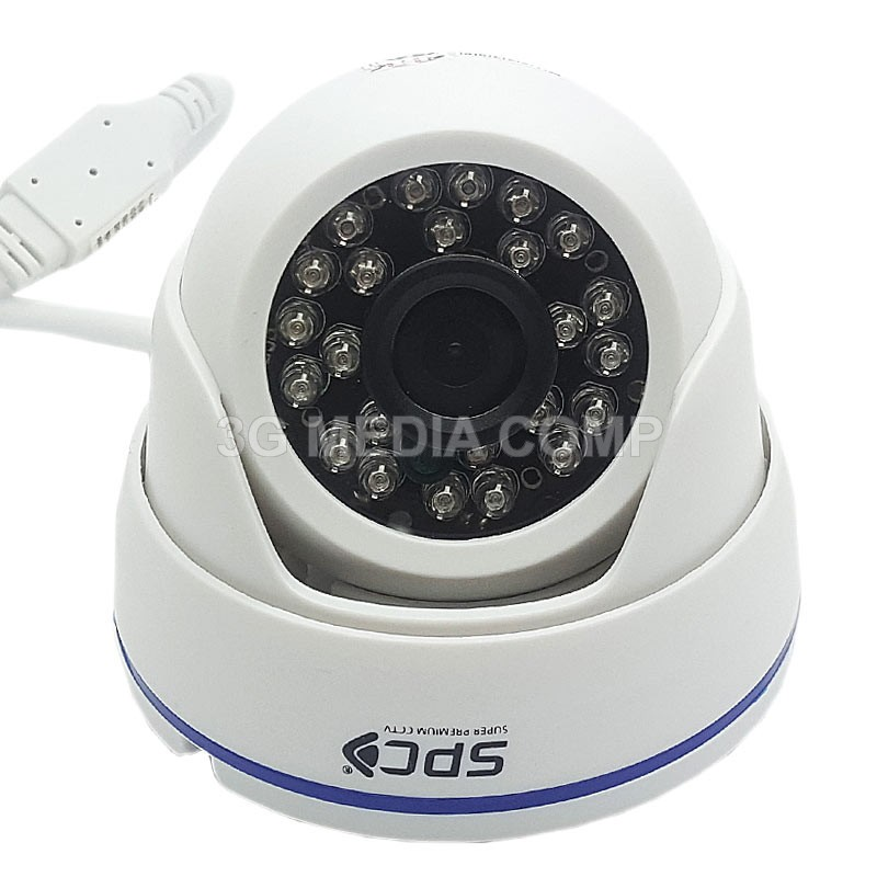 SPC CCTV Kamera HD 2MP Dome Hybrid support 4 in 1